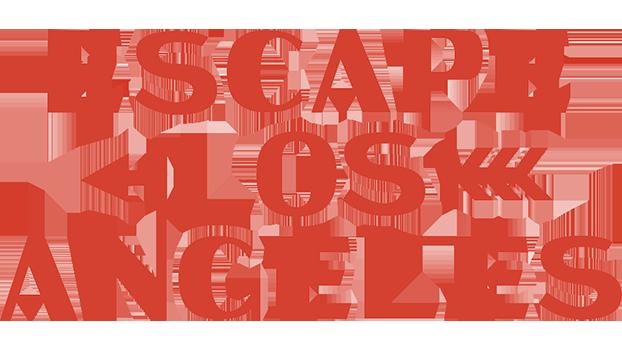 ESCAPE LOS ANGELES Logo
